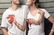 Painful Love Couple Tshirt